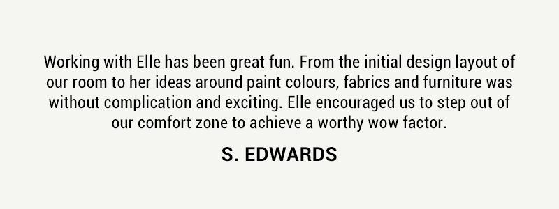 Testimonials Edwards
