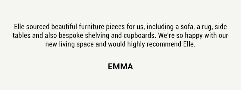 Testimonials Emma