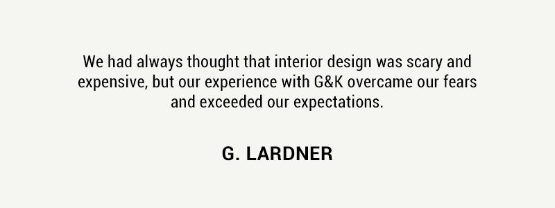 Testimonials Lardner