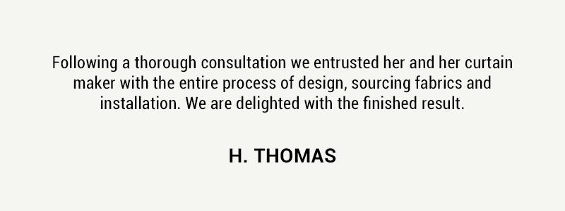 Testimonials Thomas
